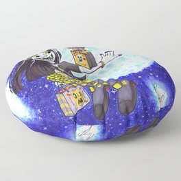 Trick or Treating Floor Pillow