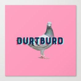 Durtburd 2.0 Canvas Print