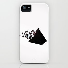 Magic Pyramid iPhone Case