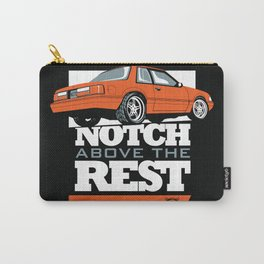 Notch Above the Rest Carry-All Pouch