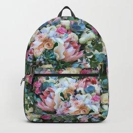 Romantic flowers II Backpack