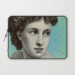 Seductress Blue Laptop Sleeve