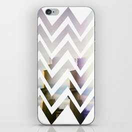 in front iPhone Skin