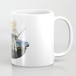 Back to the Future - Cartoon Coffee Mug