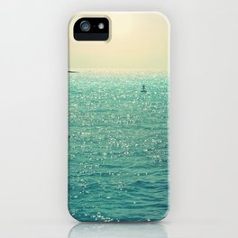 Sea is Always in your Mind iPhone Case