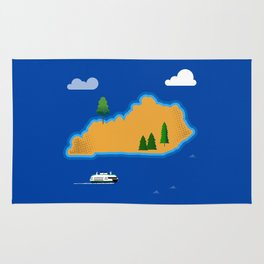 Kentucky Island Rug