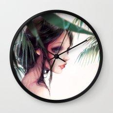 Le dernier bain. Wall Clock