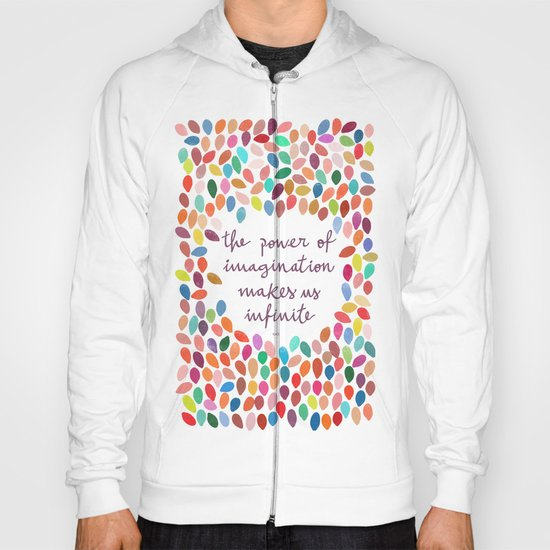 Imagination by Anna Carol & Garima Dhawan Hoody