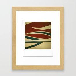 The RV Framed Art Print