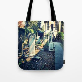'Til death do us part - Color Tote Bag