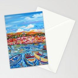 Happy Boats Stationery Cards