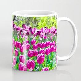Spring Tulips Coffee Mug