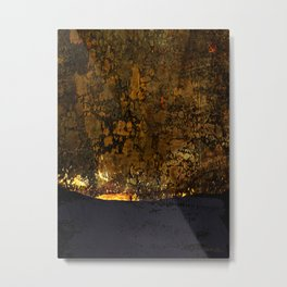 The Gold suite #4 Metal Print