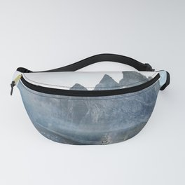 Mountains 13 Fanny Pack