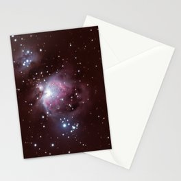 M42 in Orion Stationery Cards