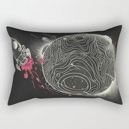 Galactic Mission Rectangular Pillow