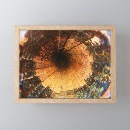 Cannon Framed Mini Art Print