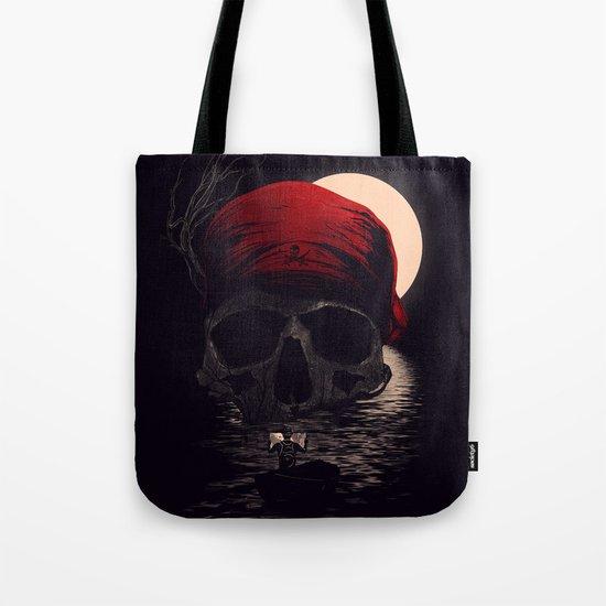 Treasure Hunting Tote Bag