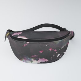 Pink City Storm Fanny Pack