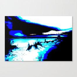 Beach 01 Canvas Print