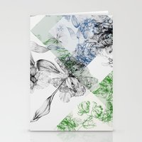 serenity Stationery Cards featuring Serenity by La Scarlatte