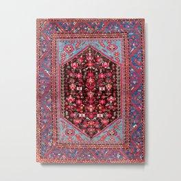 Demirci Kula West  Anatolian Rug Print Metal Print