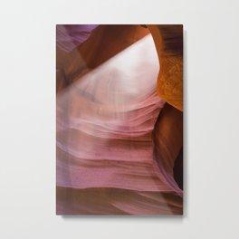 Sky Beam ( Antelope Canyon , AZ ) Metal Print