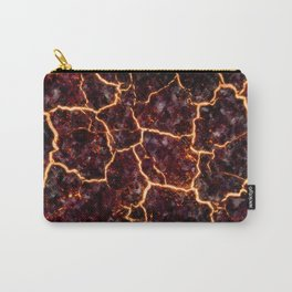 lava, volcano Carry-All Pouch