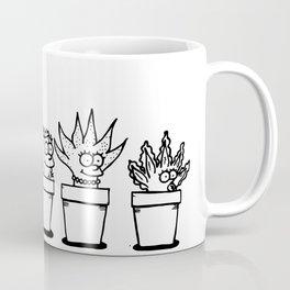 The Succulents Coffee Mug
