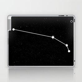 ARIES (BLACK & WHITE) Laptop & iPad Skin