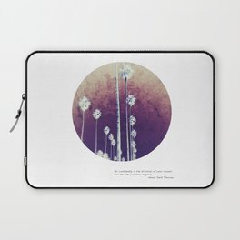 Go confidently #1 Laptop Sleeve