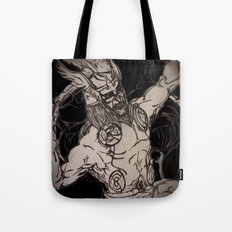 ALMIGHTY THOR Tote Bag