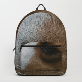 Louise A Boxer Mix Backpack