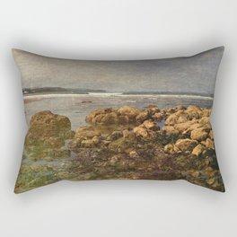 Shoreline Dreams Rectangular Pillow