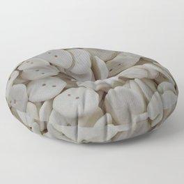 Sand Dollars Floor Pillow