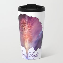 Tree of Light Travel Mug