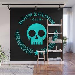 Doom & Gloom Club Wall Mural