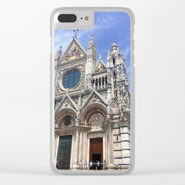 This time, Sienna Clear iPhone Case