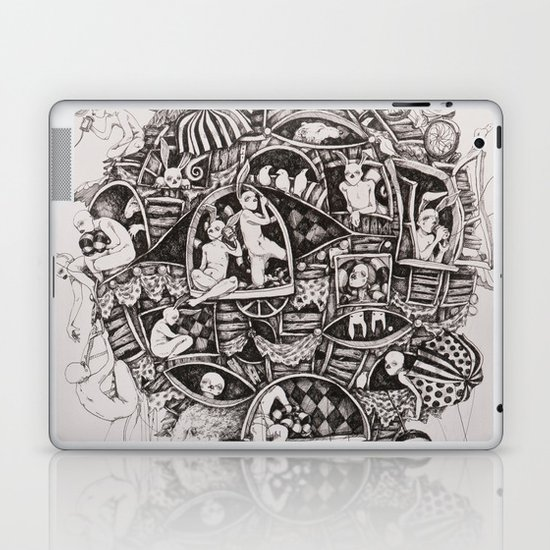 Free flight Laptop & iPad Skin