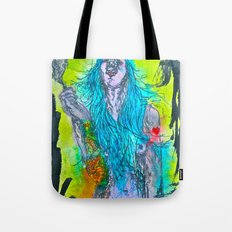 She Will Destroy You Tote Bag