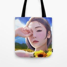 GIralsol Tote Bag
