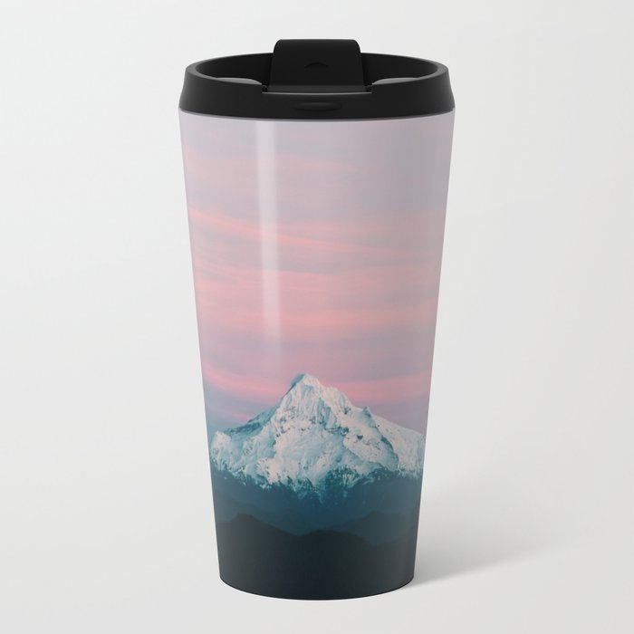 Mount Hood III Travel Mug