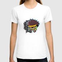 jjba T-shirts featuring Star Platinum by cezra