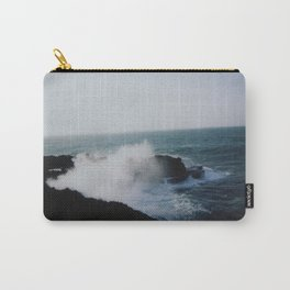 Crashing Wave, Puerto Rico Carry-All Pouch