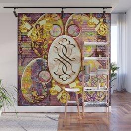 Monica (#TheAccessoriesSeries) Wall Mural