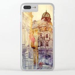 Wien Clear iPhone Case