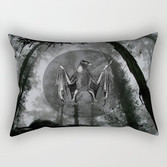 THE NIGHTFALL Rectangular Pillow