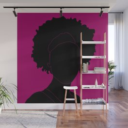 red-violet Wall Mural