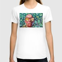 trip T-shirts featuring Bad Trip by Jared Yamahata
