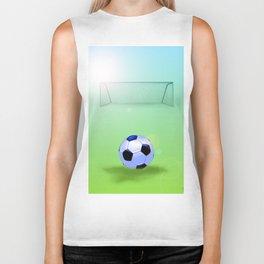 Soccer Biker Tank